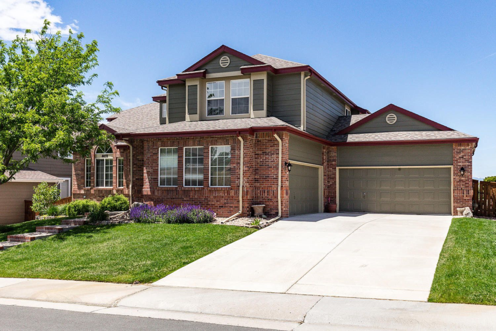 Highlands Ranch single family home