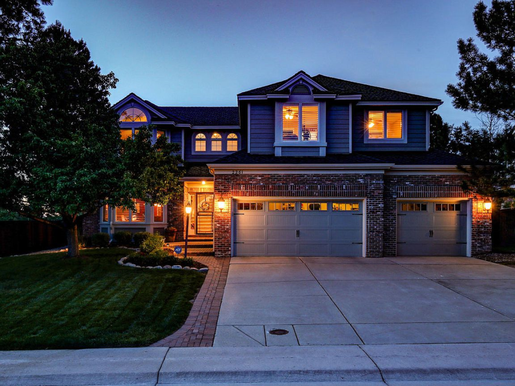 home for sale in Highlands Ranch